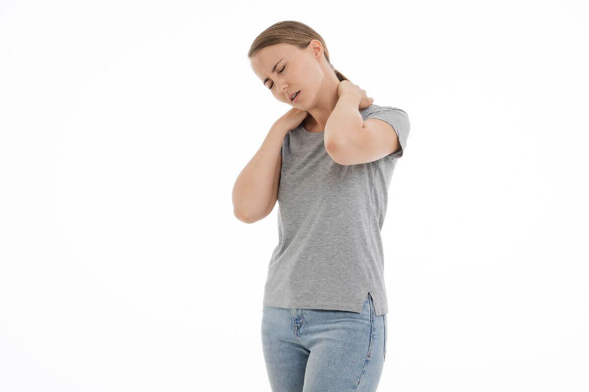 כיווץ שרירים - שרירים תפוסים